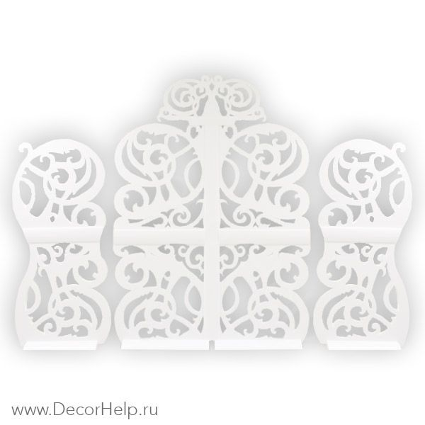 Свадебная стеночка ажурная Ширма ST003