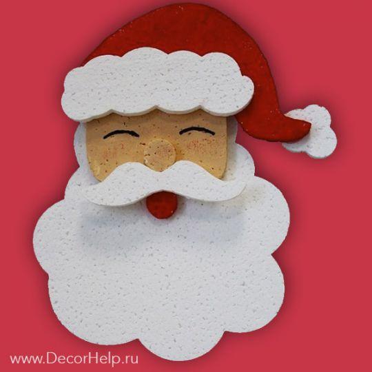 """Новогоднее украшение фигурка """"Дед мороз"""""""