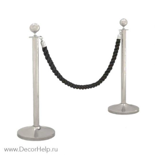 Столбики ограждения для каната (2шт) арт.MST002